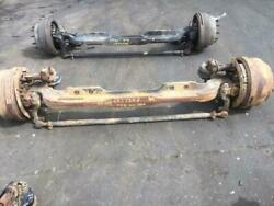 Ref Meritor-rockwell Mfs-20-133a 2012 Axle Assembly Front Steer 1977328