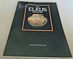The Elkus Collection Southwestern Indian Art Native American Tribes Baskets Rug