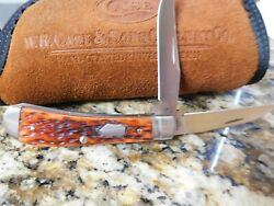 Case Tony Bose Wharn Cliff Trapper Knife