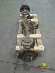 2006 Jeep Liberty Rear Axle Assembly 3.73 Ratio Open