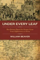 Under Every Leaf Hardcover By Beaver William Like New Used Free Shipping ...