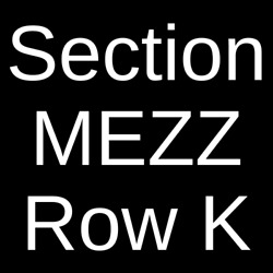 7 Tickets Six The Musical 3/26/22 Brooks Atkinson Theatre New York Ny