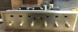 Vintage H.h.scott Type 299b Integrated  Stereo Tube Amp Amplifier Integrated