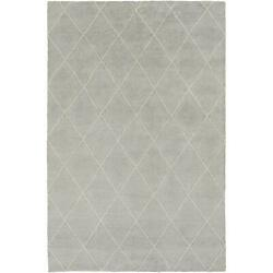 Geometric Area Rugs 100 Viscose Hand Knotted Low Pile For Home Decor