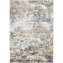 Area Rugs 60 Viscose 40 Polyester Machine Woven Medium Pile For Home Decor