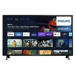 Phillips 55 Inch 4k Ultra Hd Android Smart Tv Hdr Led Uhd Google Assistant