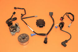2008 07-08 Rm250 Rm 250 Electrical System Cdi Stator Flywheel Ignition Coil Wire