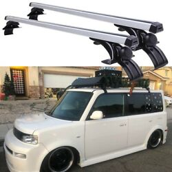 For Scion Xb 48 Car Top Roof Rack Cross Bar Luggage Bicycle Carrier Aluminum