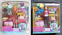 Rare Best Friends Club Bfc Ink Dolls Addison And Kaitlin. Brand New In Box, Os