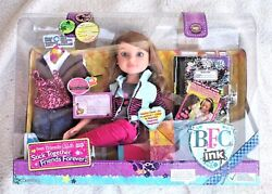 Best Friends Club Ink Bfc Huge Doll Addison. 18 Brand New In Box Old Stock