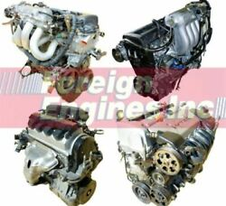 2012 Lexus Is350 3.5l Replacement Engine 2gr-fse For Rwd Cars