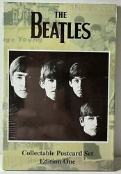 The Beatles Collectible Postcard Set Edition One London Postcard Co. 2000 Sealed