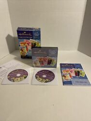 Hallmark Card Studio 2008 Greeting Card Software Deluxe Lot Of 5 Sealed Cds
