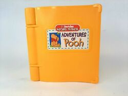 Mattel See And039n Say Story Maker Adventures Of Pooh - Tested - Make Your Own Story