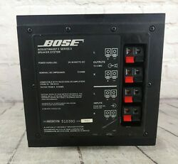 Bose Acoustimass 3 Series Ii Replacement Passive Subwoofer Bass Module Speaker