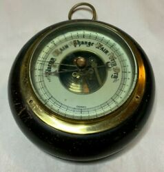 Vintage Wall Barometer Germany 5quot;