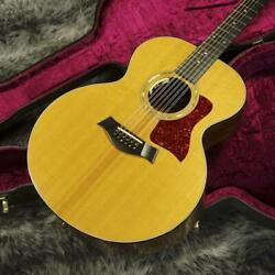 Taylor 555 W/l.r.baggs Anthem 12-string Model That You Donand039t See Much Of