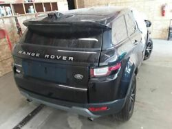 Trunk/hatch/tailgate Sedan With Power Lift Fits 16-17 Evoque 1211185