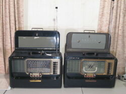 Zenith Transoceanic Radios 2 Plus Extra Chassis