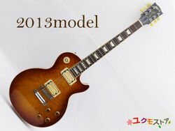 Operation Confirmed Gibson Usa Les Paul 2013 Model Les Paul Gibson Genuine Hard