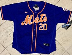 Pete Alonso Mens New York Mets Nike On Field Jersey Stitched Xl 48 New With Tags