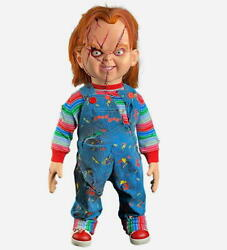 Life-size Chucky Figure 1/1 Scale Seed Of Child Play Toy