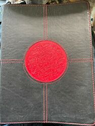 Apologetics Study Bible For Students, Black/red Leathertouch 2009, Imitation Le