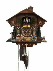 Cuckoo Clock Clocks Reiko Wall Made In Germany By Schneider The Little