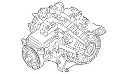 Genuine Ford Differential Assembly G1fz-4000-e