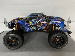 Traxxas Xmaxx With Batteries Upgrades And Charger. Less Than 1 Year Old