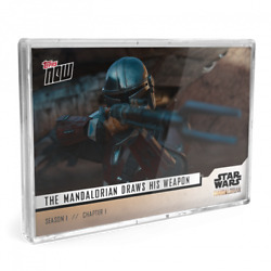 Topps Now Star Wars Mandalorian Complete Season Chapter 1-8 Set Of 40 Cards 1-40