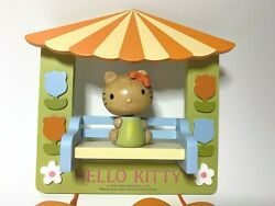 Vintage 19762004 Sanrio Germany Hello Kitty Wall Hanging Wooden Photo Frame 4R