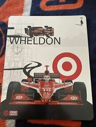 The Late Dan Wheldon 2x Indycar Winner Extremely Rare 2005 Racing Photo