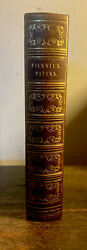 Charles Dickens - Pickwick Papers - First Edition - 1837 - Publisherandrsquos Binding