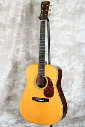 Used Headway Hd-115 Late 70s-early 80s Acoustic Guitar From Japan
