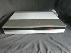Vintage Bang And Olufsen Beomaster 5000 Mid Century Tuner Stereo Parts Needs Repai