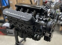 Chevy 427 6.2ls 450-750hp Complete Crate Engine Pro-built All Forged Boost Ready