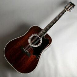 New K.yairi Yw-800g Acoustic Guitar From Japan