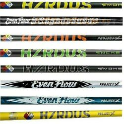 New Project X Fairway Shaft Only - Choose Your Model Flex Length And Adapter