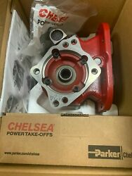 489xfahx-a3gk Parker Chelsea Pto Power Take Off Unit 489 Series New 8 Bolt