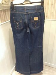 See By Jeans High Waist Flare Size 26 Waist