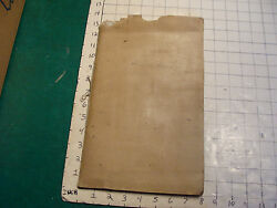 Vintage 1846-1847 Hand Written French Exercises----c.b. Bowers-springfield Ma.