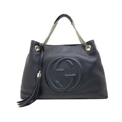 Genuine Cellarius Bag Black Gold Bnwt Rrp Andpound2330.00 Sold Out Everywhere