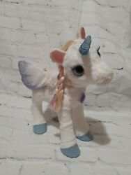Furreal Friends My Magical Unicorn Horse Star Lily Plush Toy Interactive Nostalg
