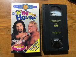 Wwf The First In Your House Coliseum Video Wf153 Vhs Tape 1995 Diesel Vs Sid
