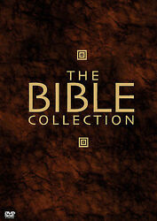 The Bible Collection Dvd, 2005, 6-disc Set