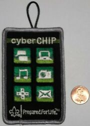 Bsa Oa Boy Scouts Of America Insignia Position Patch Prepared For Life Cyberchip