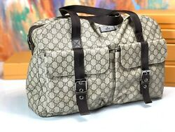 18 Italy Supreme Overnight Tote Duffle Lightweight Travel Bag