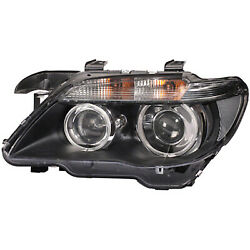 Bm2502147 Driver Side Hid Headlight Lens And Housing