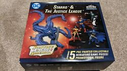 Dc Heroclix Starro And The Justice League 2018 Convention Exclusive